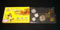 1980 YEAR CHINA ISSUE GIFT MONEY REFINED COIN COLLECTABLE MO