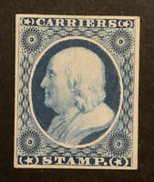 TDSTAMPS: US STAMPS SCOTTLO1P4 UNUSED H NG PROOF