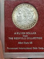 1891 CC REDFIELD COLLECTION VAM 3 SWEET COIN@@