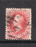 USA 1882 90 PERRY   USED   SC 191   NO RESERVE