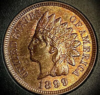 1899 INDIAN HEAD CENT