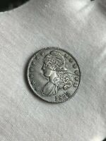 1834 CAPPED BUST SILVER HALF DOLLAR EXACT COIN PICTURED
