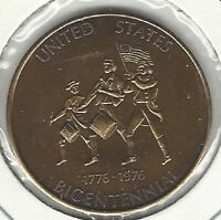 1776   1976UNITED STATES BICENTENNIALLIBERTY BELLMEDAL