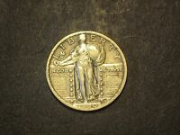 CIRCULATED 1920 STANDING LIBERTY QUARTER UNCERTIFIED UNGRADED BUSINESS STRIKE
