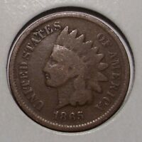 1865 INDIAN HEAD CENT ,