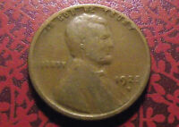 1925D  LINCOLN WHEAT CENT -COLLECTIONR COIN - U-GRADE - LOT A88   FINE DETAIL