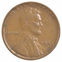 1925-D LINCOLN WHEAT EARS CENT