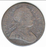 BRITISH HALFPENNY OR FARTHING FROM 1700'S