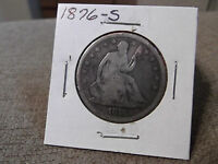 1876 S SEATED HALF DOLLAR  GOOD?