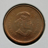 CANADA   SMALL CENT 2006P MAG.     MINTAGE 233,000   CIRC   C379