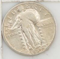 1927 STANDING LIBERTY QUARTER DOLLAR Z31