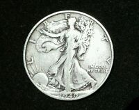 U.S. SILVER HALF DOLLAR WALKING LIBERTY 1940 S