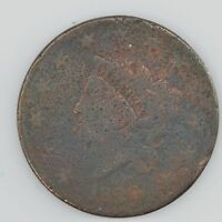 1829 MATRON HEAD LARGE CENT Z04