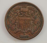 1870 TWO-CENT PIECE G03