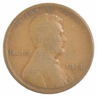 1913-S LINCOLN WHEAT EARS CENT J79