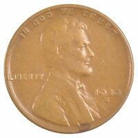 1930-S LINCOLN WHEAT EARS CENT J85