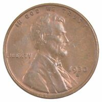 1930-S LINCOLN WHEAT EARS CENT J89
