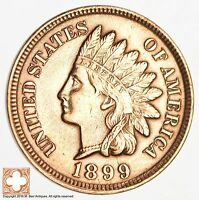 1899 INDIAN HEAD CENT 679