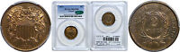1873 TWO CENT PIECE PCGS PR-65 RB  CAC CLOSED 3