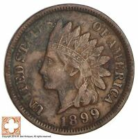 1899 INDIAN HEAD CENT 7135