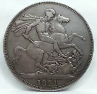 1821 GREAT BRITAIN CROWN   COLLECTORS COIN COIN106
