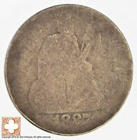 1887 SEATED LIBERTY SILVER DIME 2950