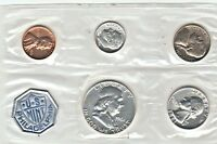 1961 UNITED STATES MINT PROOF SET IN PLIOFILM