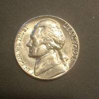 1958 D JEFFERSON NICKEL UNC & APPEARS TO POSSES FULL STEPS SEE PHOTO