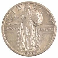 1928 STANDING LIBERTY QUARTER DOLLAR J69