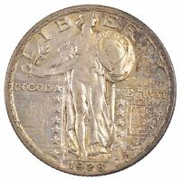 1928 STANDING LIBERTY QUARTER DOLLAR J66