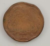 1870 TWO-CENT PIECE G15
