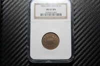 1864 TWO CENTS NGC 1864 - LARGE MOTTO 27002