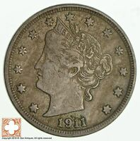 1911 LIBERTY V NICKEL 9706