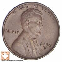 1933 D LINCOLN WHEAT CENT YB05