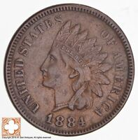 1884 INDIAN HEAD CENT 8338