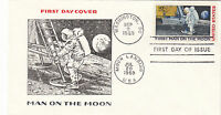 1969 APOLLO 11 C76 FDC