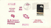 1969 APOLLO 11 PRIME RECO SHIP - USS HORNET