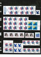 USA SELECTION OF UNMOUNTED MINT STAMPS