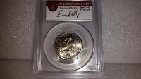 PCGS MS 68 2009 SACAGAWEA NATIVE AMERICAN DOLLAR MISSING EDGE LETTERING