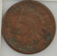 1873 INDIAN HEAD ONE CENT Z94