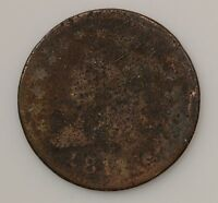 1811 CLASSIC HEAD WIDE DATE HALF CENT G37
