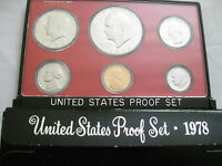 1978S US MINT PROOF SET