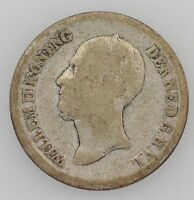 1849 NETHERLANDS 10 CENTS 3960