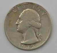 1932 S WASHINGTON SILVER QUARTER DOLLAR Q30