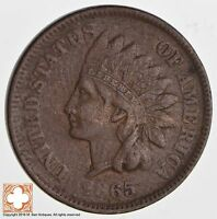 1865 INDIAN HEAD CENT - CIVIL WAR ERA 2601
