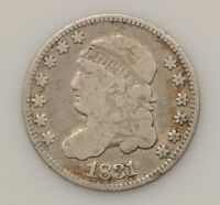 1831 CAPPED BUST SILVER HALF DIME G78