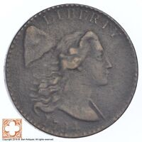 1794 LIBERTY CAP LARGE CENT XB50