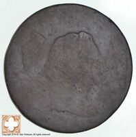 1795 LIBERTY CAP LARGE CENT 0491