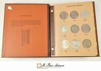 1971-1978 EISENHOWER IKE DOLLARS PARTIAL SET DANSCO ALBUM 661