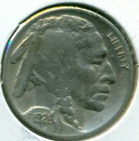 1926-P BUFFALO NICKEL,  FINE, LIGHTLY CLEANED, GREAT PRICE